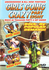Girls Going Crazy 08 (disc)