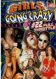 Girls Going Crazy 22 (disc)