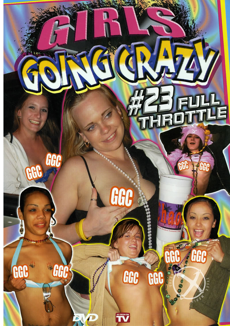 Girls Going Crazy 23 (disc)